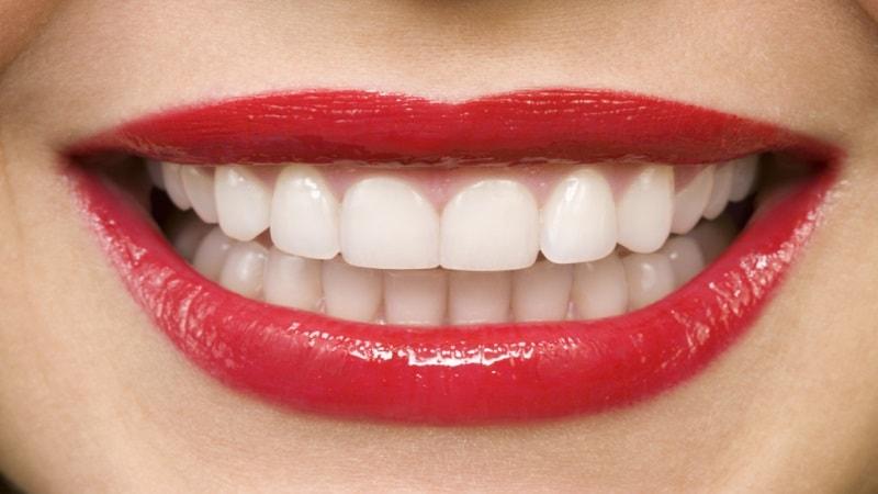 رفع زردی دندان در خانه
