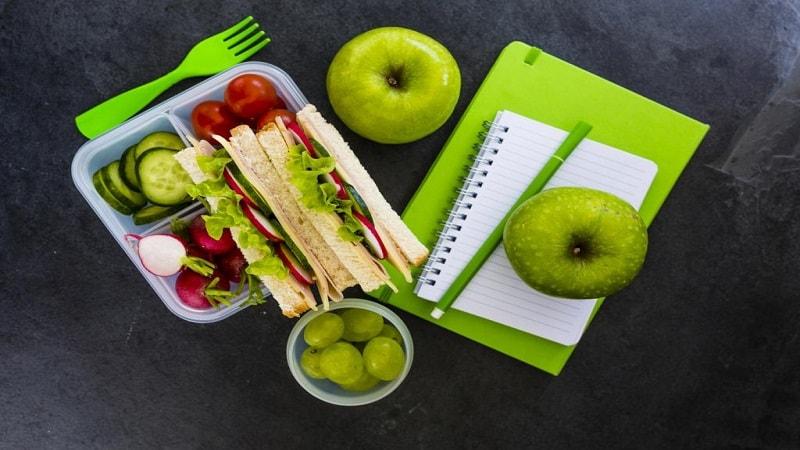 تغذیه سالم برای کودکان مدرسه ای