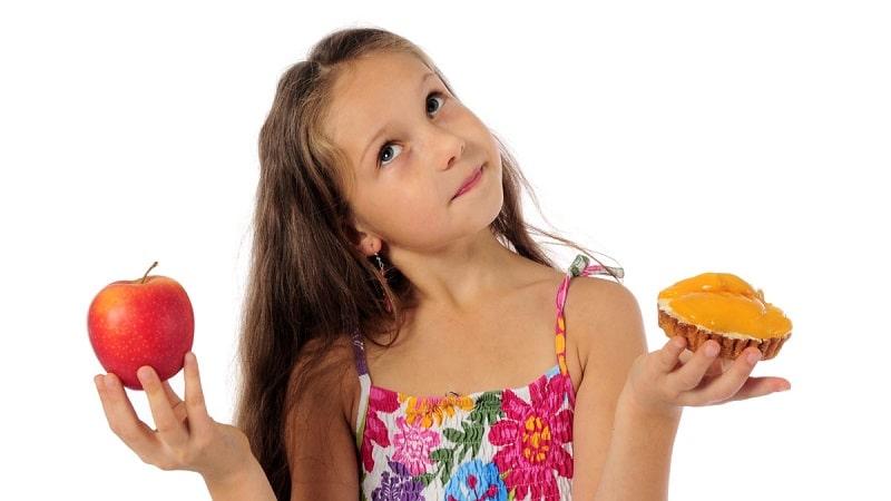تغذیه کودک باهوش