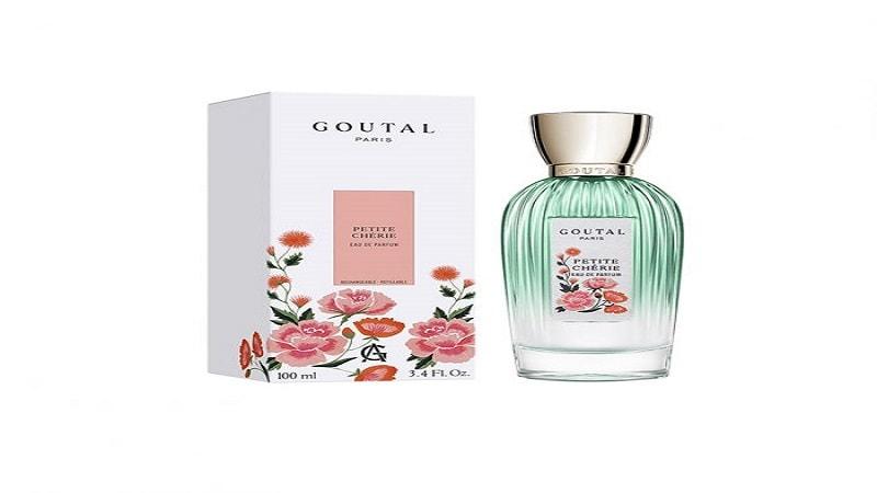 Petite Cherie eau de parfum embroidered edition by annick gouta